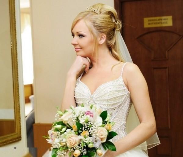 свадебное платье дарьи пынзарь фото
